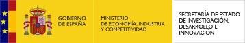Ministerio de Economía, Industria y Competitividad – Secretaría de Estado de Investigación, Desarrollo e Innovación
